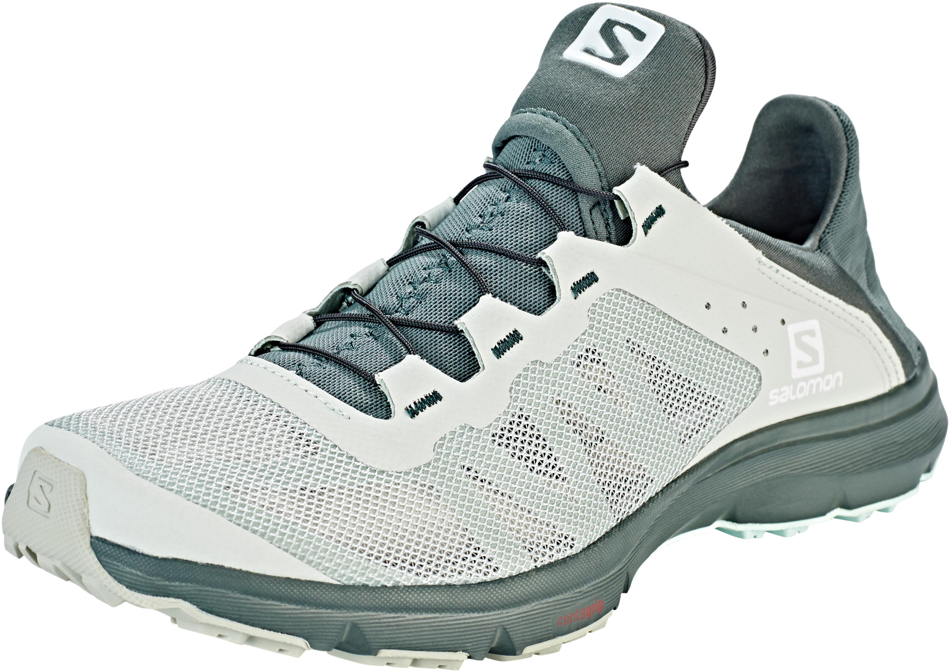 1c45b044 Salomon Amphib Bold Shoes Women mineral gray/crown blue/white